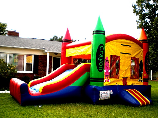 party bouncers rental