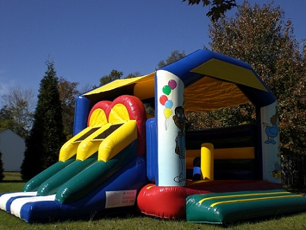 party bounce house