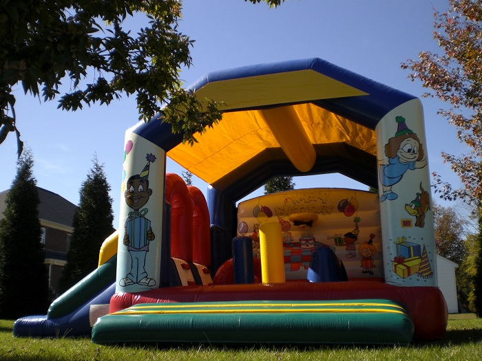party inflatable bouncers for rent