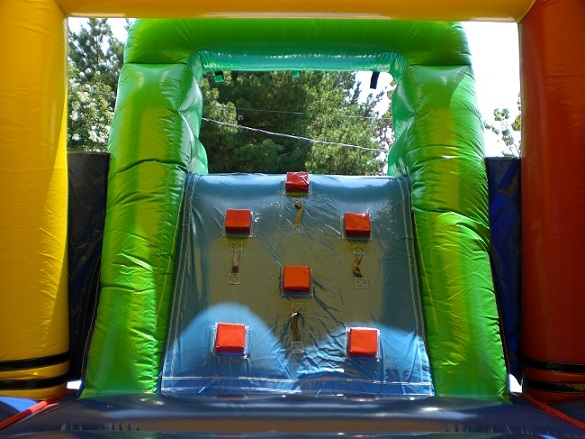 bouncers waterslides for rent