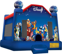 Disney Bouncy House