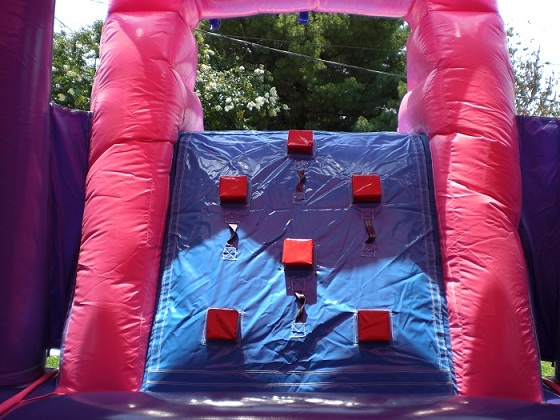 rent princess jumper and water slides